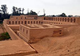 Lima city tour + archaeological visit of pachacamac full day