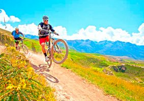 ADVENTURE TOUR IN BICYCLE IN MARAS AND MORAY CUSCO – HALF DAY